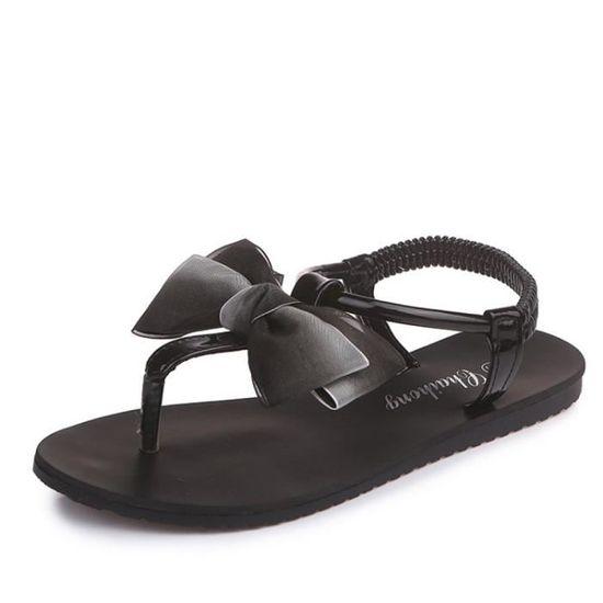 ... Femmes High Talon noir Haut Buckle Heels Sandales Shoes Fleurs Bloc  Dames Adorn wwZ14T ... c91d59b2acca