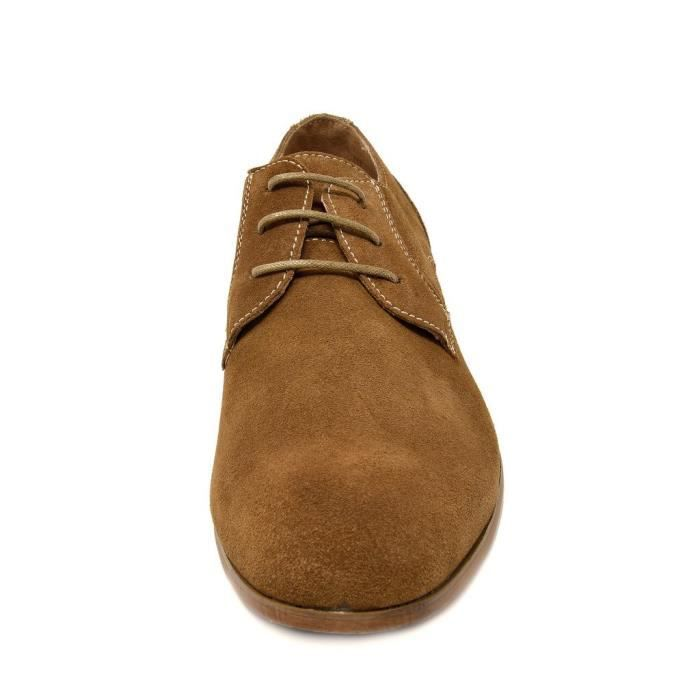 Bruno Marc Constiano-1 Suede Oxfords Chaussures en cuir IBQRE Taille-39