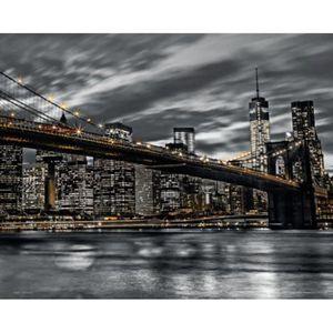 pont de brooklyn achat vente pas cher. Black Bedroom Furniture Sets. Home Design Ideas