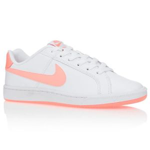 Nike Basket Chaussures Court Blanc Vente Achat Royale dfwAqHf