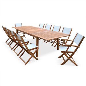 Table de jardin 300cm - Achat / Vente pas cher