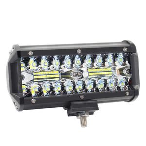 PARTITION Three rows of LED work lights for car SUVs I02E6B