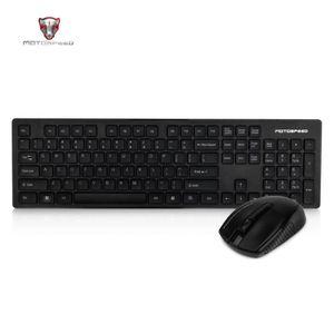 PACK CLAVIER - SOURIS Motospeed pack clavier + souris sans fil G4000 Ens