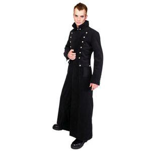 MANTEAU - CABAN Manteau gothique ADERLASS 'long Amiral'