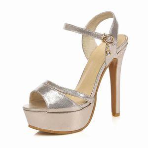20a3668b95027 SANDALE - NU-PIEDS SIMPLE FLAVOR Sandales chaussures femmes talon hau