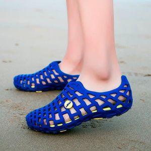 MOCASSIN MOCASSIN pour Femme  blanc 8 Les Chaussures d'été