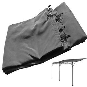 toile pour tonnelle 3x4 achat vente toile pour tonnelle 3x4 pas cher cdiscount. Black Bedroom Furniture Sets. Home Design Ideas