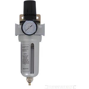 ACCESSOIRE PNEUMATIQUE Filtre régulateur pour air comprimé 427596