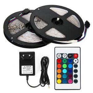 BANDE - RUBAN LED XCSOURCE® 2pcs 5M 3528 RVB 60 / M   de bande de Lu