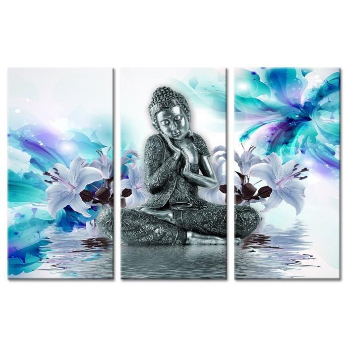 tableau triptyque zen achat vente tableau triptyque zen pas cher soldes d s le 10 janvier. Black Bedroom Furniture Sets. Home Design Ideas