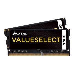 CORSAIR Mémoire PC DDR4 - Sodimm - 16 Go (2 x 8 Go) - 2133MHz - CAS 15 (CMSO16GX4M2A2133C15)