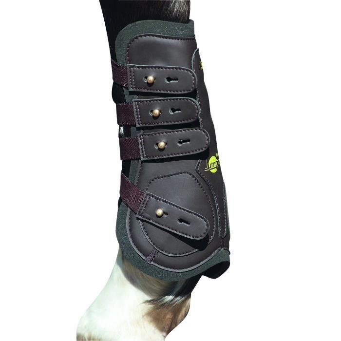 JUMPTEC Guêtres de tendon Synthétique- Taille S