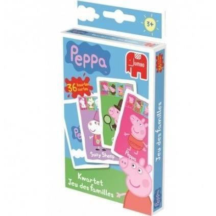 PEPPA PIG Jeu de Cartes