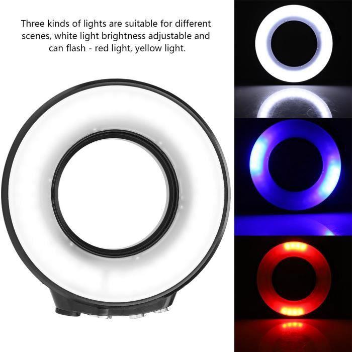 Flash étanche Sl 108 67mm Lumière Imperméable à Leau Danneau De Plongée Sous Marine Led Pour Appareil Photo Ou Boîtier Bob