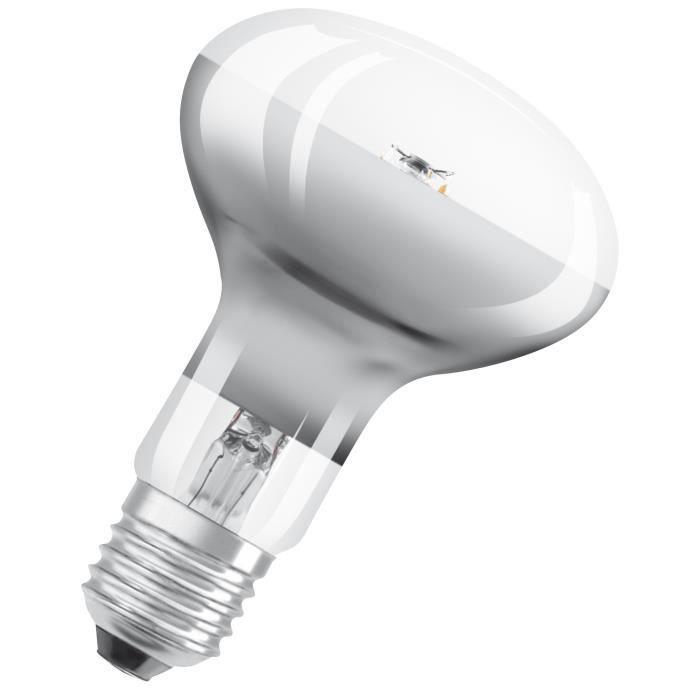 AMPOULE - LED OSRAM Ampoule Spot LED R80 E27 7 W équivalent à 46
