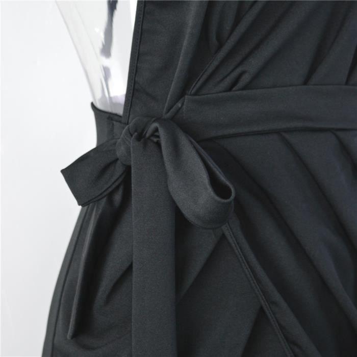 Pilerty®femmes Shorts V Combishort 5609 cou Jumpsuit Conjointes Apporté Sexy 1rFUxO1q