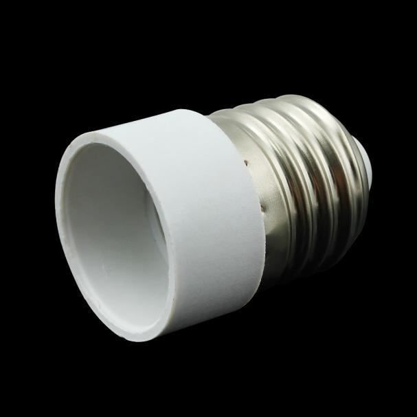 Converter Holder Socket À Sky258 Base E14 Adapter Plug E27 Ampoule Lampe ZRPqww