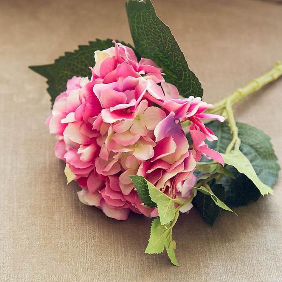 Fleurs hortensia artificielle achat vente fleurs for Vente fleurs artificielles