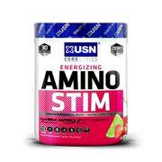 ACIDES AMINÉS USN Amino Stim 315 gr Fraise Limonade Bien Etre