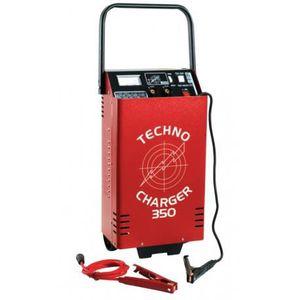 CHARGEUR DE BATTERIE Chargeur de batterie TEC 350 -Chargeur batterie 12