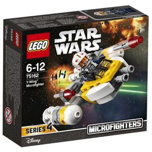 ASSEMBLAGE CONSTRUCTION LEGO® Star Wars 75162 Microfighter Y-Wing™
