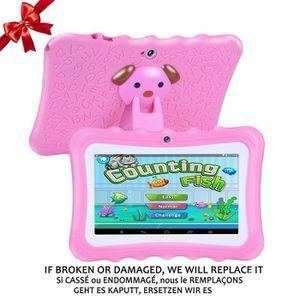TABLETTE ENFANT 7 Pouces Enfant Tablette Tactile IPS HD 1024*600 C