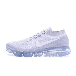 pretty nice ecb60 1a89c Nike Air Vapormax Flyknit Chaussures De Running Blanc