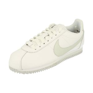 0fd116bf8c2 BASKET Nike Femme Classic Cortez Flyleather Trainers Ar48