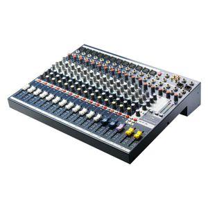 TABLE DE MIXAGE CONSOLE DE MIXAGE SOUNDCRAFT EFX 12 MONO + 2 ST…