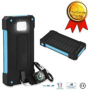 BATTERIE EXTERNE TD® Batterie Externe Portable Batterie de Secours