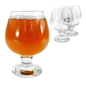 Verre à bière - Cidre 2x Origine verre de bière - bière artisanale - Ale