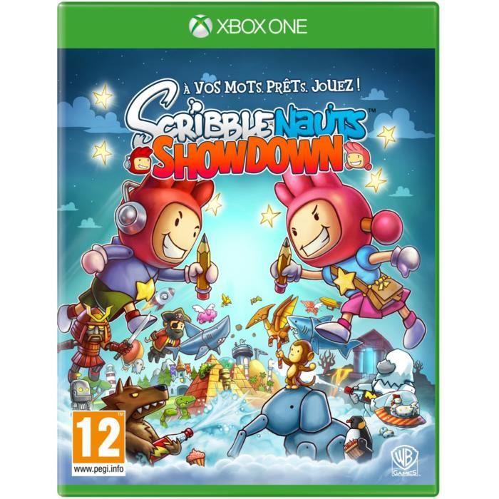 Scribblenauts Showdown Jeu Xbox One