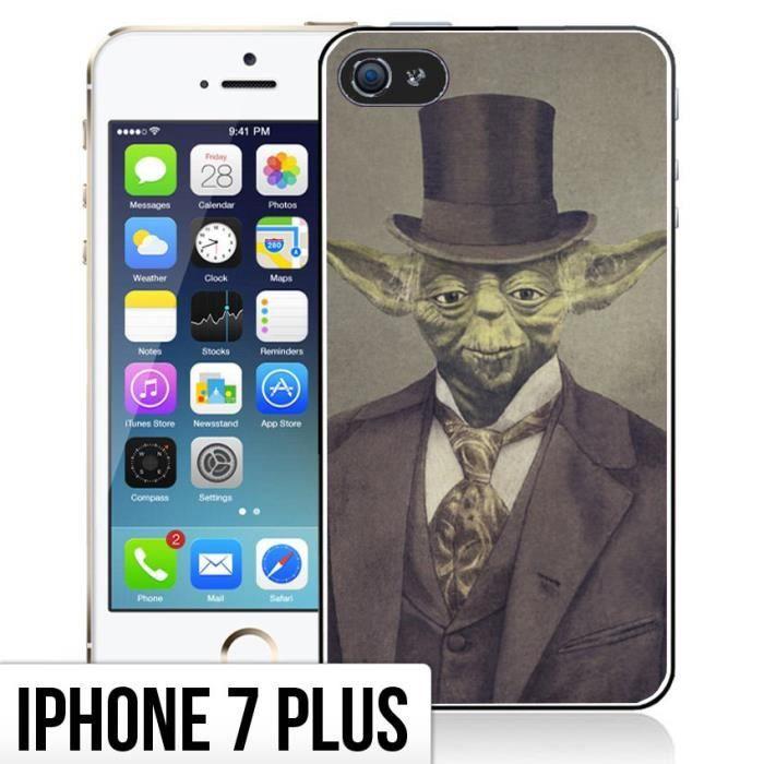 coque iphone 7 yoda