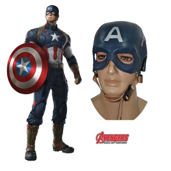 America AvengersL'ère Captain Masque D'ultron Achat Déguisement edCBExQroW
