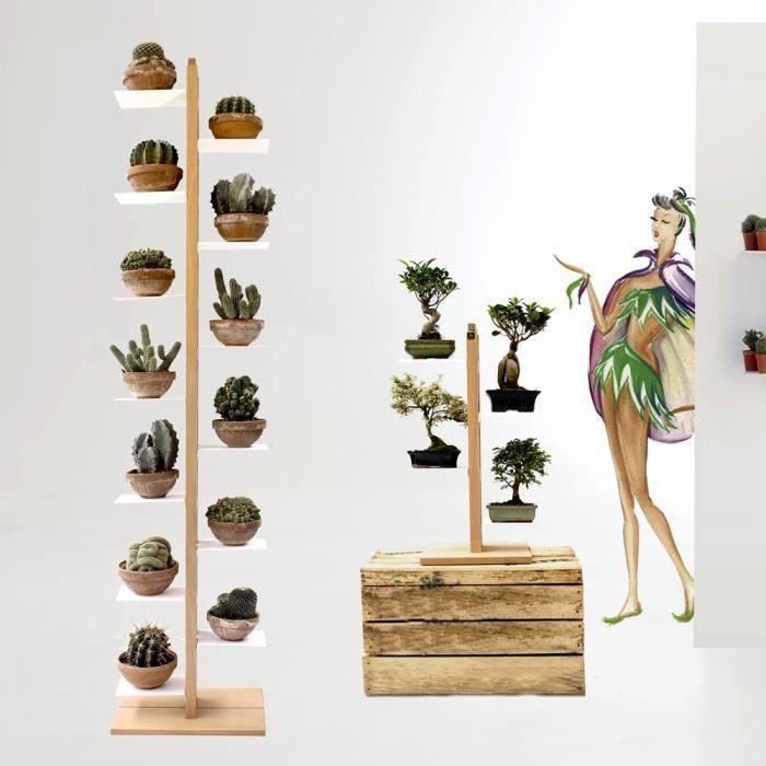 zia flora porte plantes colonne achat vente meuble support plante zia flora porte plantes. Black Bedroom Furniture Sets. Home Design Ideas