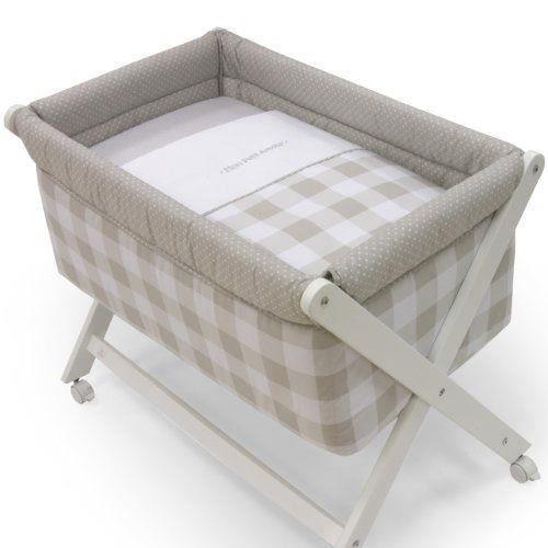 cambrass petit lit b b gris 46 x 78 cm achat vente. Black Bedroom Furniture Sets. Home Design Ideas