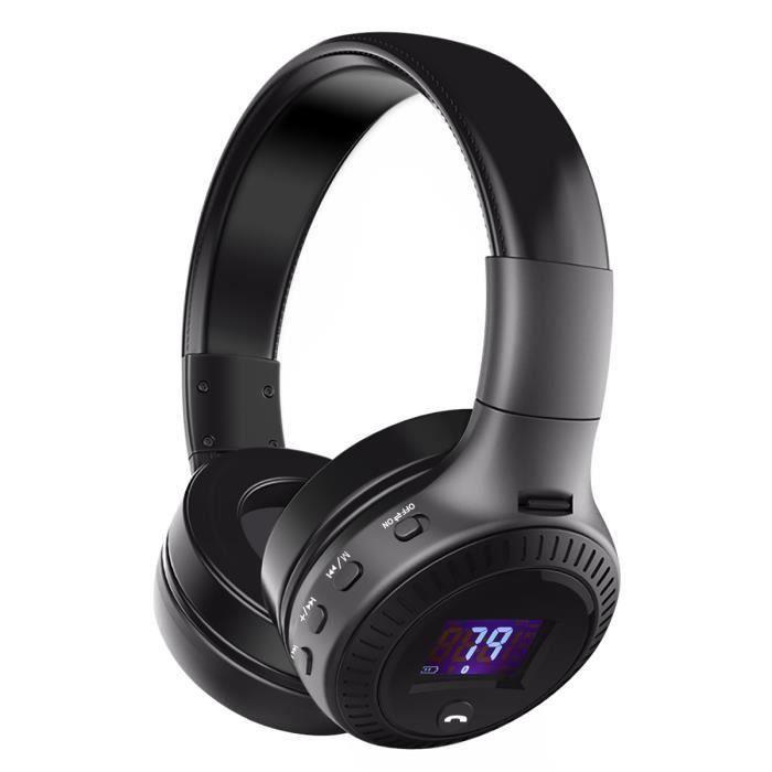 Zealot B19 Casque Sans Fil Bluetooth Pour Casque Subwoofer Pour