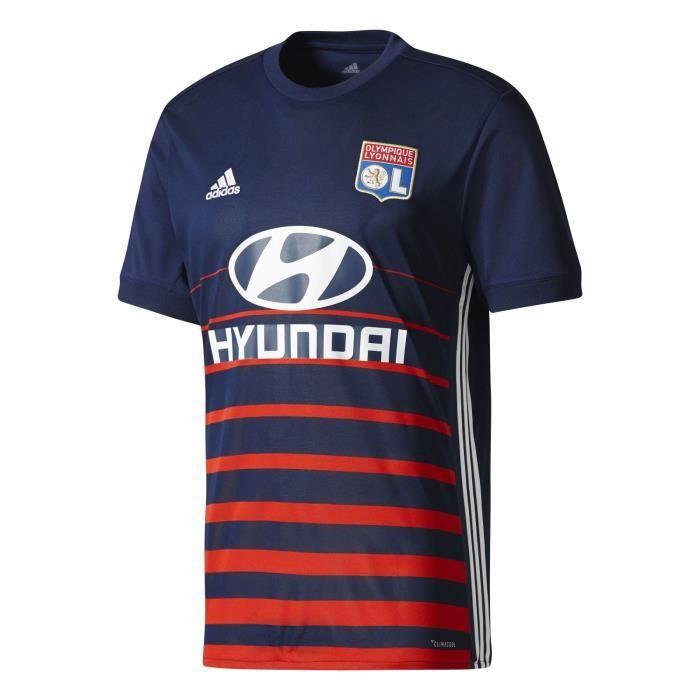 maillot entrainement Olympique Lyonnais soldes
