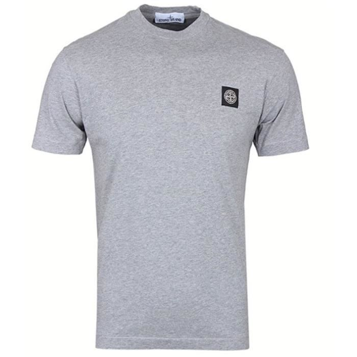 Stone Island T,Shirt , Col Rond , Manches Courtes