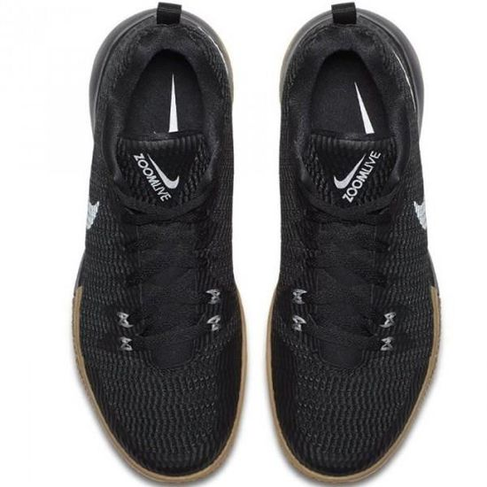 Live Nike Zoom Noir De Ii Pour Chaussure Hommes Basketball CeBdWrxo