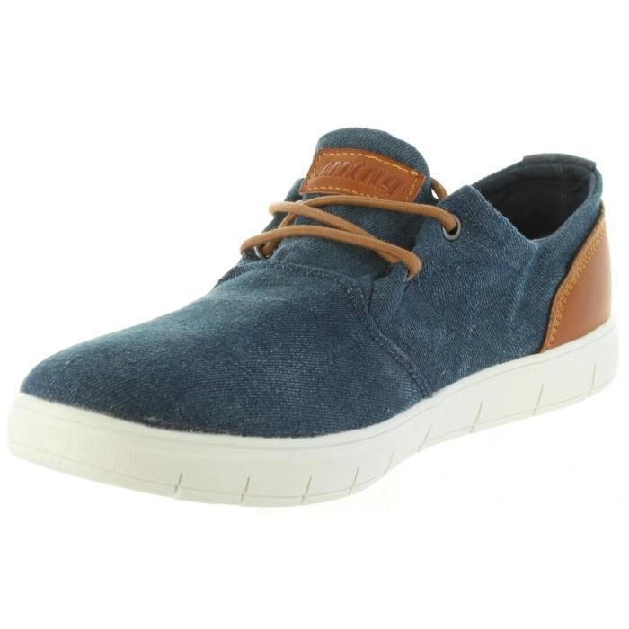 Chaussures pour Homme MTNG 84553 ASTON I243 MARINO