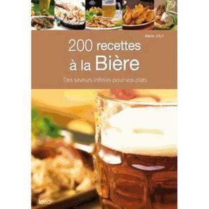 Cuisine À La Bière   Livre Cuisine A La Biere Achat Vente Livre Cuisine A La Biere