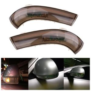 PHARES - OPTIQUES LED Lumière de miroir de vue arrière aileron latér