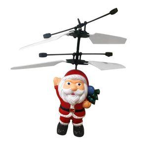DRONE Électrique Capteur infrarouge volant boule de Noël