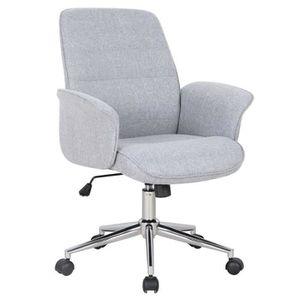 CHAISE DE BUREAU Chaise de bureau Grise -  MYCO01694
