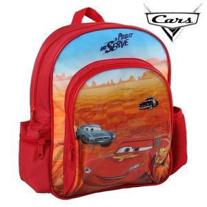 CARTABLE Cartable Cars 52163 Rouge