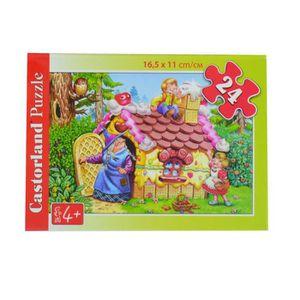 PUZZLE Puzzle 24 pièces : Hansel et Gretel
