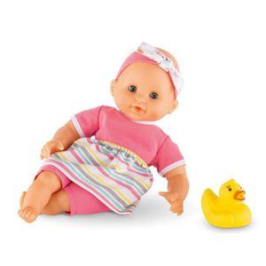 POUPÉE Corolle Mon Premier Bebe Bath Girl Doll DMA8N