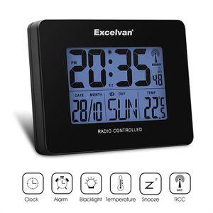 HORLOGE Excelvan Horloge Digitale Numérique Précision LED