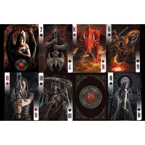 CARTE A COLLECTIONNER Jeu Bicycle Anne Stokes Collection (US Playing Ca